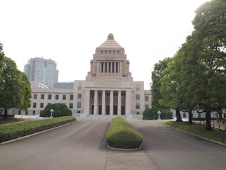 National Diet Building © Junpei Abe