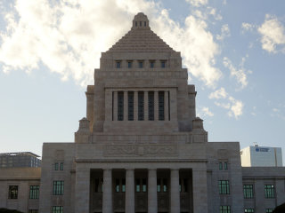 National Diet Building © Dick Johnson