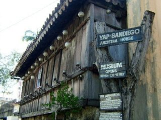 Yap Sandiego Ancestral House © Bea Marqueses