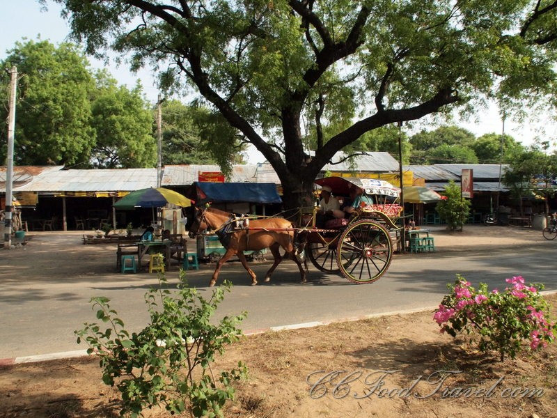 Bagan Horse and Cart Tour