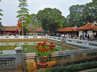 Temple of Literature © Dennis Jarvis