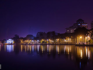 4 days exploring Ha Noi © Hanoi's Panorama & Skyline Gallery