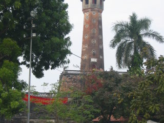 Hanoi Flag Tower © Selinger