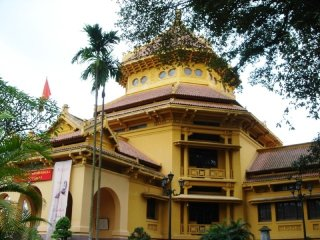 Vietnam National Museum of History © (WT-shared) Shoestring
