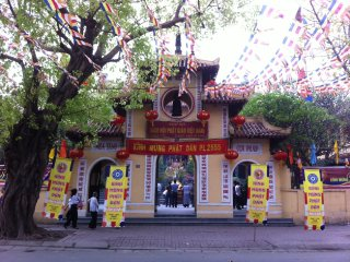 Quan Su Temple © Purim