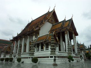 Temple of the Reclining Buddha (Wat Pho) © Mattana