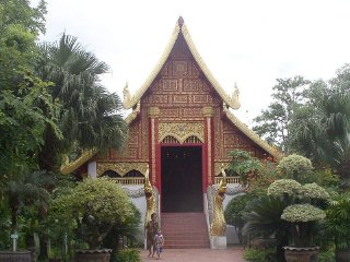 Temple of the Emerald Buddha (Wat Phra Kaeo) © en:User:Jfl