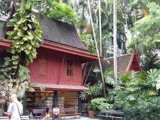Jim Thompson House © BrokenSphere