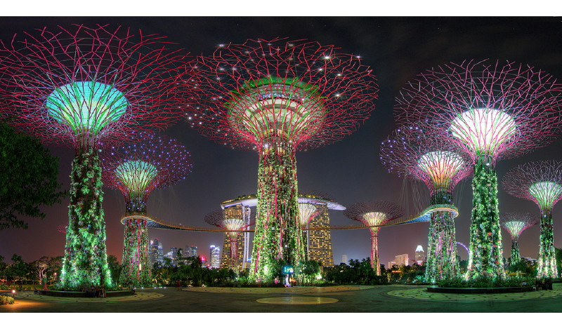 3 days relaxing in Singapore - Travel itinerary to ...