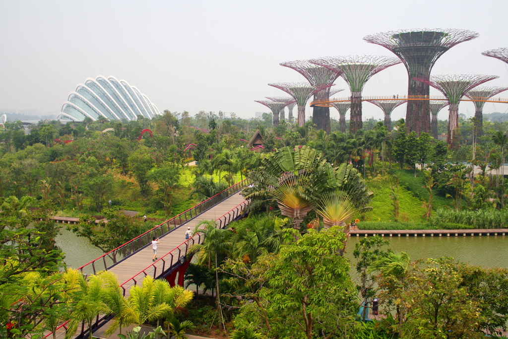 Garden By The Bay Attractions attractions in singapore, singapore - justgola travel planner