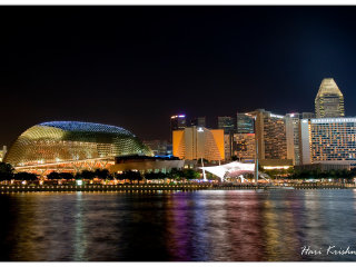 Esplanade - Theatres on the Bay © Hari Krishna