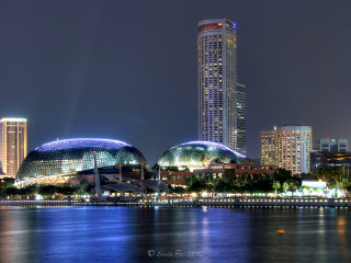 A trip to Singapore © Erwin Soo