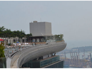 Marina Bay Sands Skypark © Dan Brown