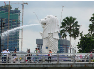 Merlion Park © Christopher