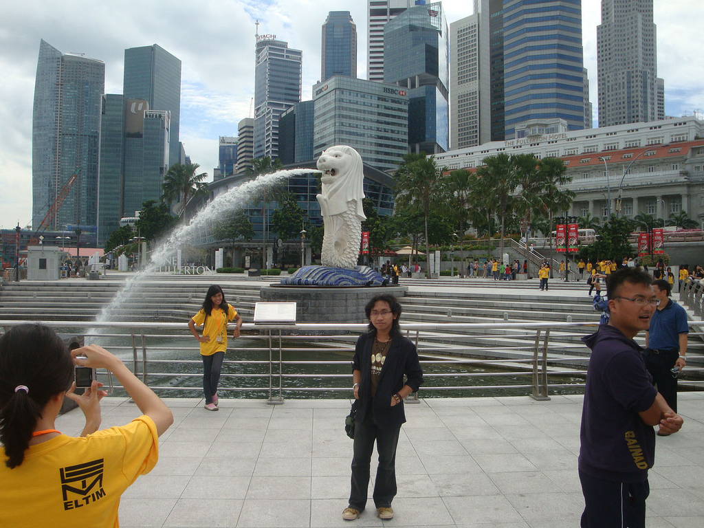 Merlion Park Copy Bonni Rambatan