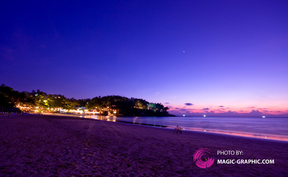 Kata Beach by 4D3N in Phuket