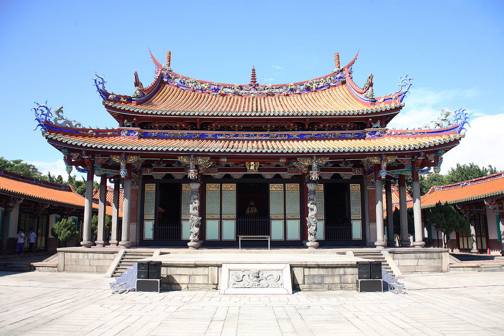 Taipei Confucius Temple in Taipei - Attraction in Taipei ...