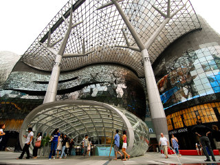 ION Orchard © Nate Robert