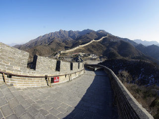 The Great Wall At Badaling © Tomoaki INABA