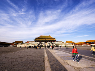 The Palace Museum (Formerly Forbidden City)
