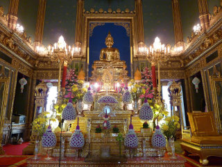 Wat Ratchabophit © Photo Dharma
