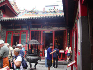 Xingtian Temple © Lyn Gateley