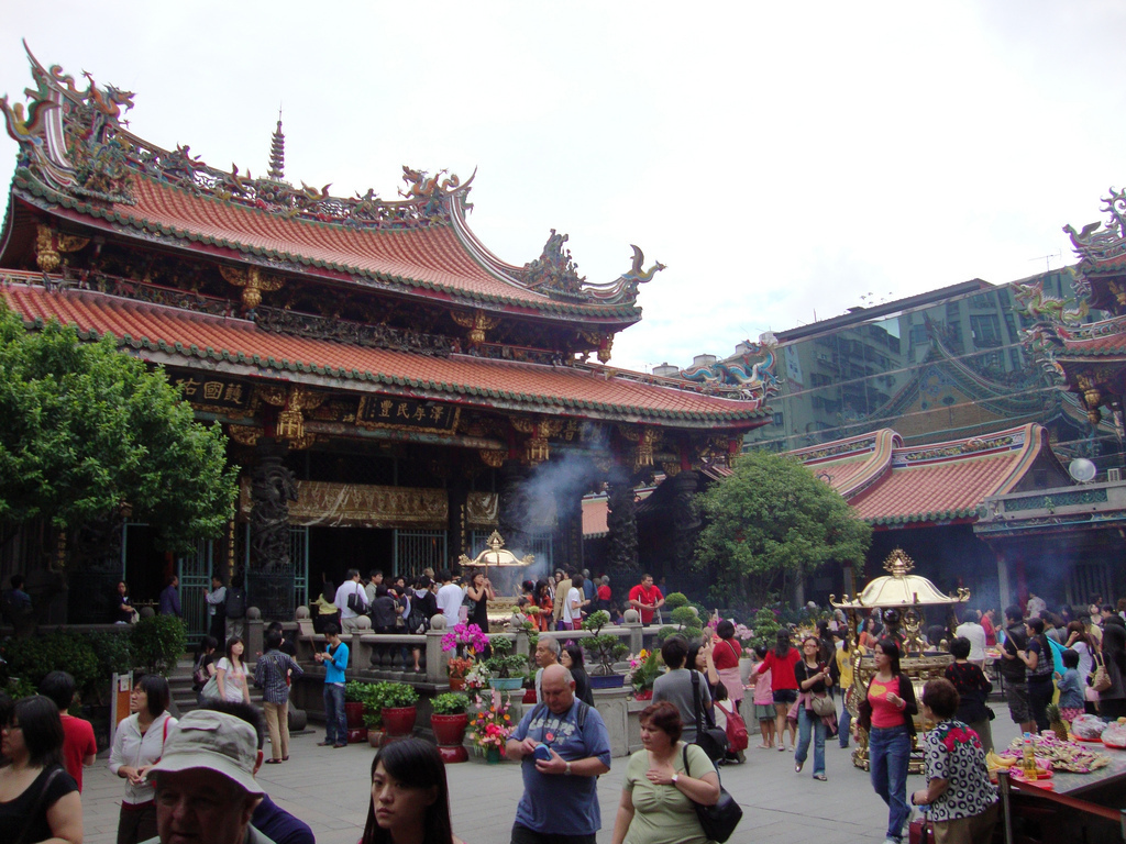 Xingtian Temple Xingtian Temple in Tai...