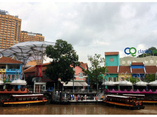 Clarke Quay © Jimmy Tan