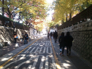 Visit Seoul in 6 days 5 nights with friends