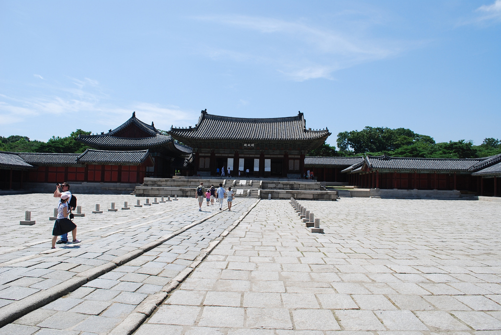 Changgyeonggung Palace In Seoul Attraction In Seoul