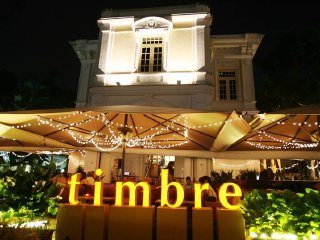 Timbre @ The Arts House