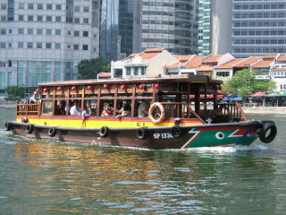 Bumboat River Tour