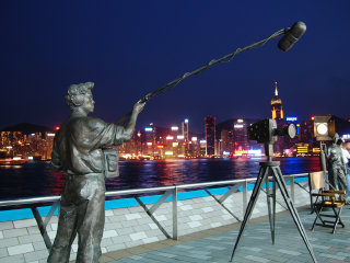 Victoria Harbour and Avenue of the Stars © Edwin Lee