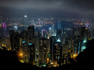 Victoria Peak (The Peak) © Ed Coyle