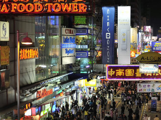 Popular Spots For Shopping In Hong Kong