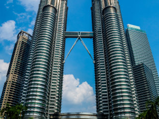 Petronas Twin Towers © Dustin Iskandar