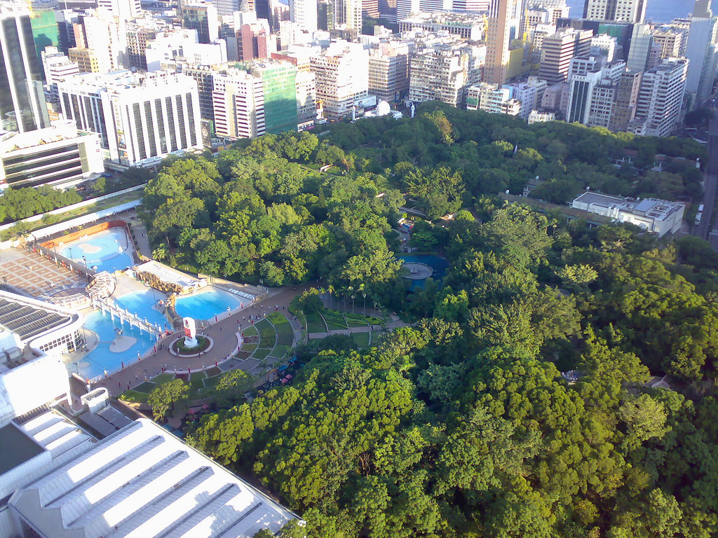 Kowloon Park by Fantastic experience