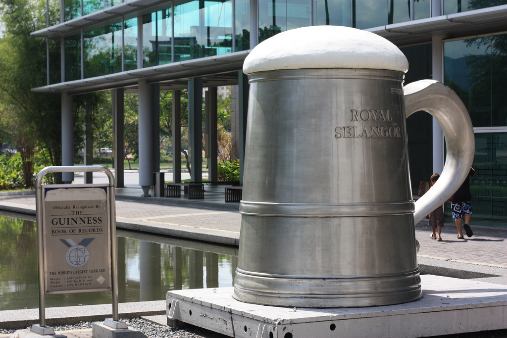 Royal Selangor Pewter Factory And Visitor Centre Copy