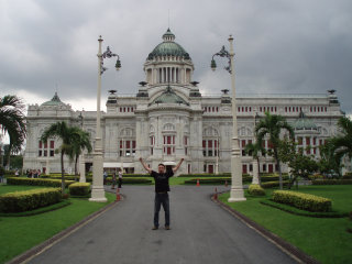 The Ananda Samakhom Throne Hall © Jacek Kopecky
