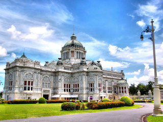 The Ananda Samakhom Throne Hall © Justin Gaurav Murgai