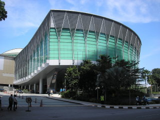 Kuala Lumpur Convention Center © Two hundred percent.
