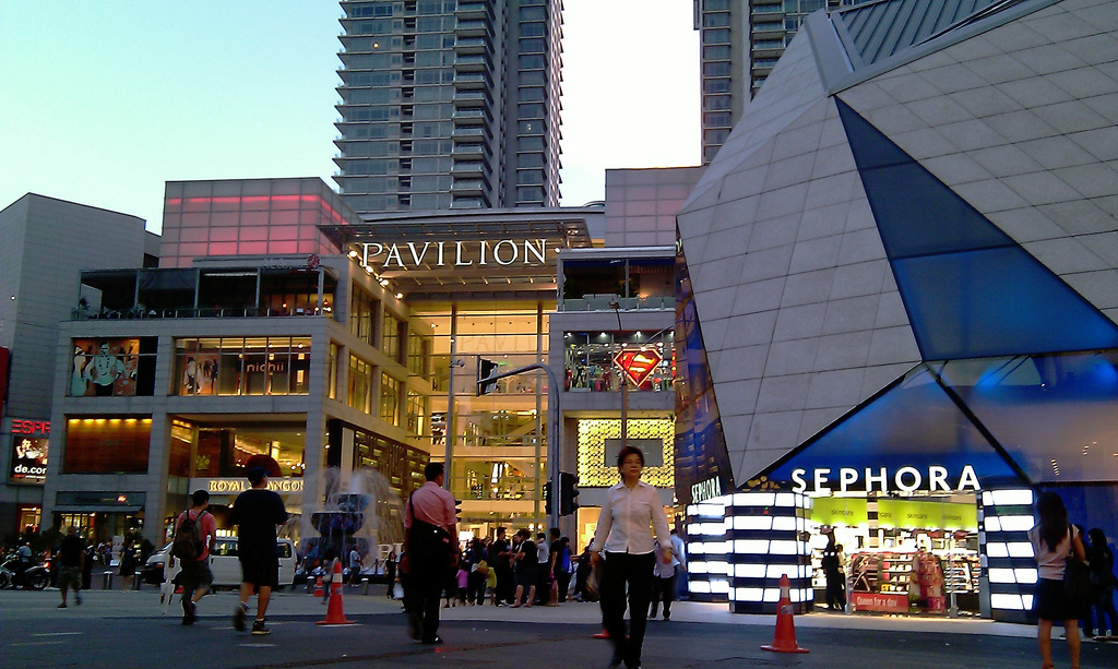 Image result for Include a Mall in Your Itinerary in kl