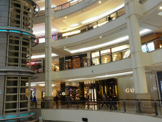 Suria KLCC Mall © Achilli Family | Journeys