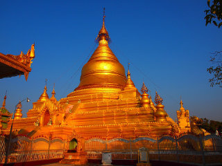 2 incredible days in Mandalay © Paul Arps