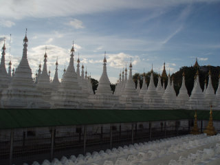 Kuthodaw Pagoda & the World's Largest Book © SarahDepper