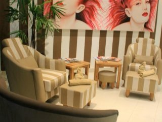 Aspya Day Spa and Hair space © Aspya Day Spa + Hair Space