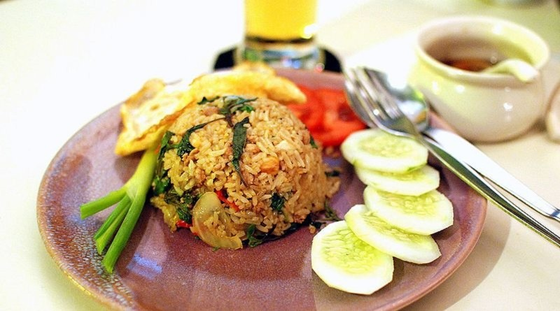 Kao Phad (Fried Rice)