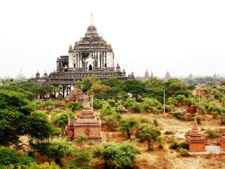 One day trip in Bagan