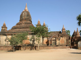 3 Days Family Vacation in Bagan