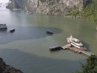 Ha Long Bay © -JvL-